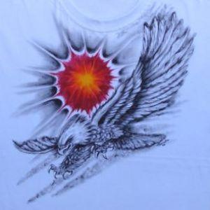 Magia do Sol::Sèrie Tattoo - Atelier Sandra