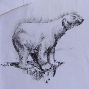 Urso Polar::Sèrie Tatto - Atelier Sandra