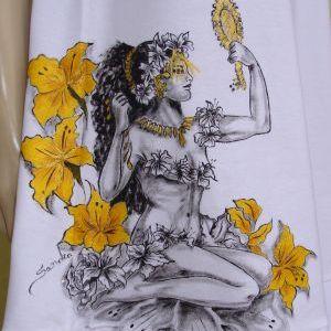 Sete Lírios de Oxum - Atelier Sandra