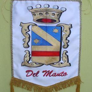 Brasão da Familia Del Manto - Atelier Sandra