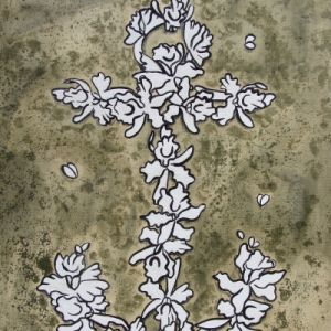 Ancora de flores - Atelier Sandra