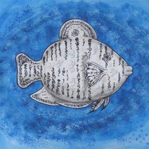 Peixe Prata - Atelier Sandra