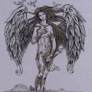 A Mística de Vênus :: Série Tattoo - Atelier Sandra
