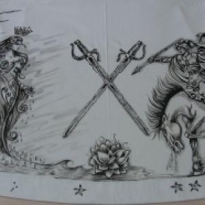 Sete Espadas :: - Atelier Sandra
