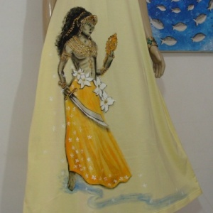 Oxum de Ouro - Atelier Sandra