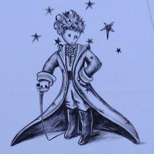 Pequeno Príncipe 2 :: Série Tattoo - Atelier Sandra