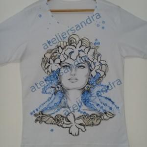 Rainha Azul - Atelier Sandra